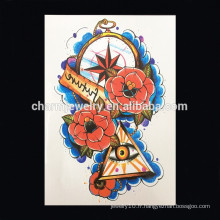 OEM Wholesale tatouage décoratif populaire tatouage de bras étrange tatouage de bras étrange W-1030