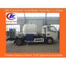 Asme Dongfeng 5,5 Cbm LPG (Liquified Petroleum Gas) Tankwagen