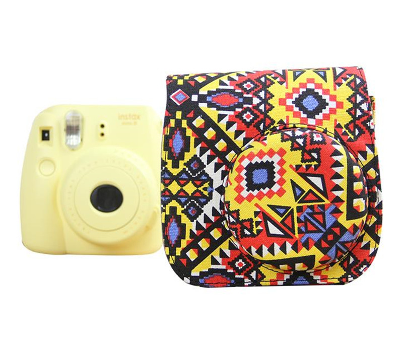 Bohemian Style Camera Bag