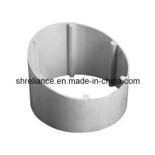 Tubo de perfil de extrusión de aluminio / aluminio (RAL-216)