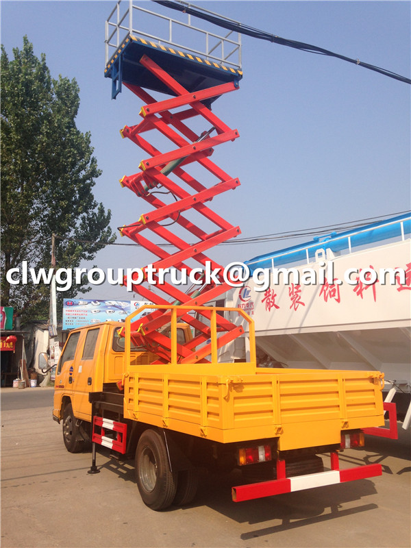 Aerial Working Truck_2817