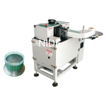 Máquina de inserción de cuña de estator para varios tamaños Producción de estator