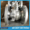 150lb API Wcb Floating Ball Valve