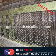 Lower price gabion wire mesh box china wholesale