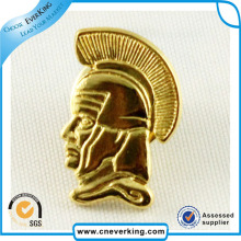 Gold Supplier China Promotional Metal Badge Pin