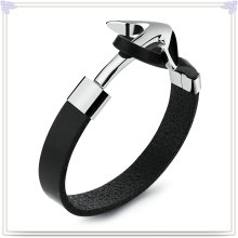 Jewelry Fashion Leather Jewelry Leather Bracelet (LB612)