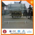 Shengxin direta amplamente utilizado metal soldado multidão controle de segurança barricada