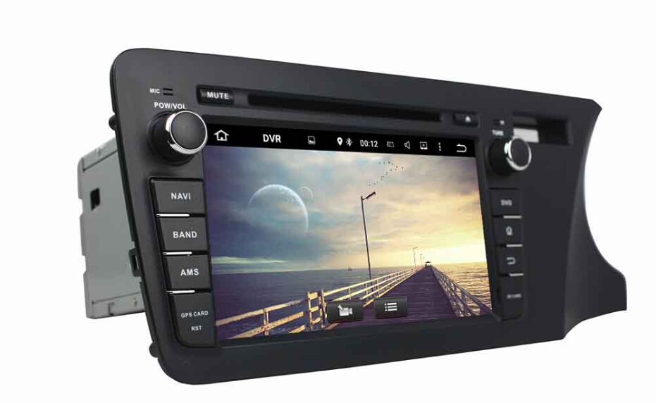 Android car multimedia system for Honda CITY 2014