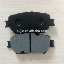 Plaque de frein en céramique auto pièces FMSI D1293 pour Camry