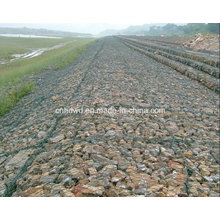 Gabion Cage for Protecting Road