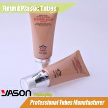 Bouteille de pompe à plastique PE à vis