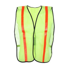 Reflective Mesh Securicity Vest with Reflective Tape