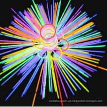 levou luz estelar brilho bastões levou luz levou meteoro