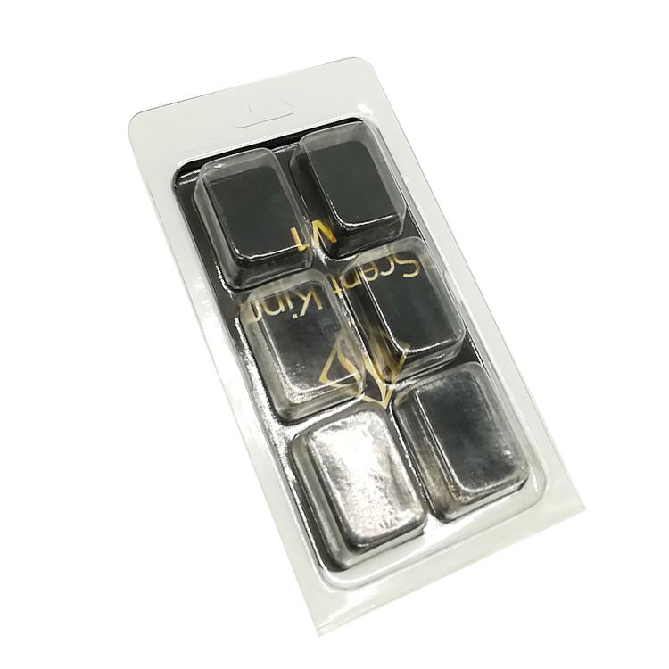 Wax Melts Clamshell Packaging