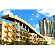 Structure en acier personnalisée Structure de toit Bâtiment scolaire