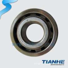 Roulement à rouleaux cylindriques à charge lourde NU2320 installé dans un mélangeur