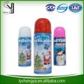 500 ml de aerosol de nieve voladora para Navidad loco