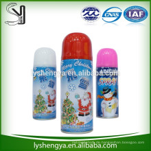 Kunstschnee Spray für Weihnachten