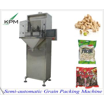 Профессиональный Поставщик Полуавтоматная машина упаковки зерна
