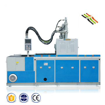 Machine de moulage par injection de gel de silice Double Station LSR