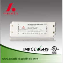 Transformador dimmable 12v 45w de 120VAC Triac