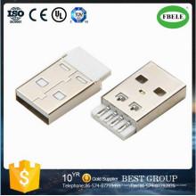 RJ45 Connecteur USB USB a Connecteur Téléphone Clavier USB (FBELE)