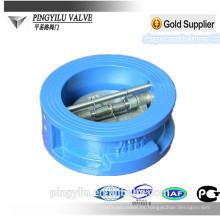 Mariposa hidráulica de muelle de fijar el precio de la válvula de retención para el dren de China