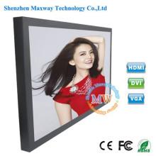 Monitor quadrado de 19 polegadas de resolução 1280X1024 de 5: 4 com entrada HDMI DVI VGA