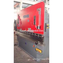 Machine de cintrage de métal WC67Y-250T / 4000