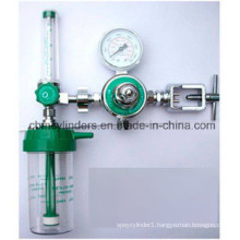 Pin Index-Type Oxygen Cylinder Regulator (Larger Mainbody)