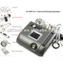 Diamond power peel Microdermabrasion Machine 5 in 1