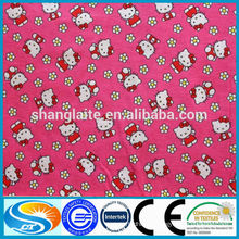 cotton flannel fabric textile stock china fabrics