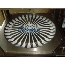 Multi-Cavity Disposable PS Fork Injection Moulds (YS-fork-moulds-042)