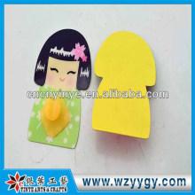 Porta-escovas sanitárias papel & pvc, suporte do toothbrush traceless de alta qualidade