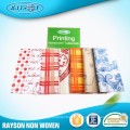 Alibaba Hot Product Cheap Tnt Printed Nonwoven Tablecloths