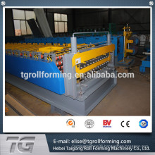 Good quality! High speed double layer roll former for steelroof/ double layer roof and wall roll forming machine