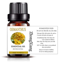 100% Pure Osmanthus Oil Fragrance Oil For Candles