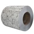 Оцинкованная сталь с покрытием из мрамора с полимерным покрытием PPGI