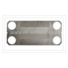 M30 ebenso Platten und Dichtungen für Wärmetauscher, ss304, 136, Ti Material-, Wärmetauscher-Platten