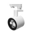 Round Shape White 20W LED Track Light
