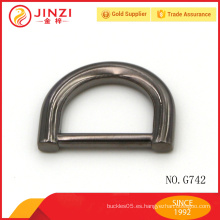 Precio directo de fábrica del metal d anillo para la correa del bolso