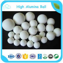 Boules moyennes professionnelles d'alumine pour des médias de meulage en céramique