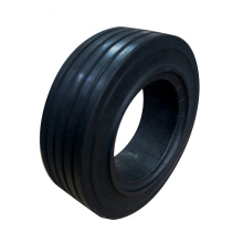 Solid Rubber Industrial Trailer Forklift Tyres 16x5-9