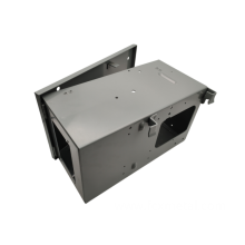 Special sheet metal cabinet for network equipment