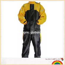 Racing clothes motorcycle rain suit