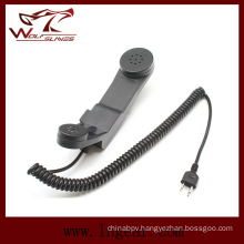 Z. Tactical H-250 Military Phone Ptt Microphone