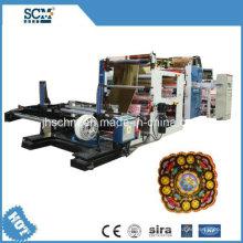 Máquina automática de estampado de prensa de logotipo