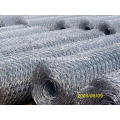 Malha Hexagonal Mesh Galvanized Gabion Box