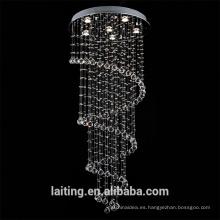 Wohlesale Crystal Chandelier Zhongshan Laiting iluminación