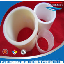 50mm Plastic Raschig Ring Column Packing